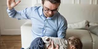 dampak sering memukul anak balita