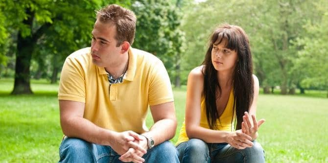 Simak, 9 Ciri Ciri Pria Menghindari Wanita
