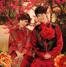 Mitos Pernikahan Tionghoa
