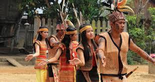 Sifat Orang Kalimantan