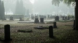 arti mimpi lewat kuburan