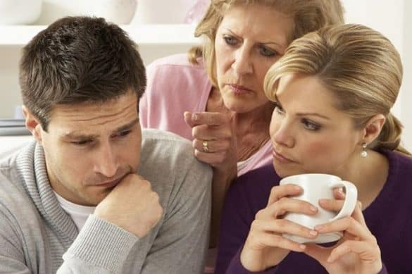 cerai karena mertua ikut campur